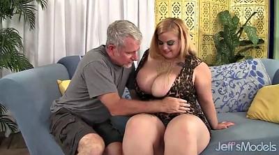 Sasha blonde, Chubby busty, Kissing fuck