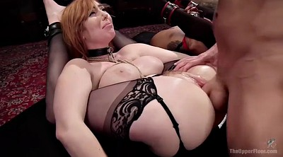 Ass to mouth, Bdsm anal, Darling, Slave girl, Master, Hairy redhead