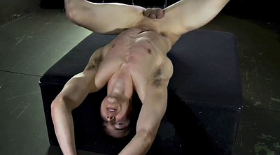 Tied up, Young gay, Ruined, Gay old