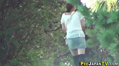 Japanese pee, Japanese outdoor, Urine, Japanese public, Outdoors, Outdoor peeing